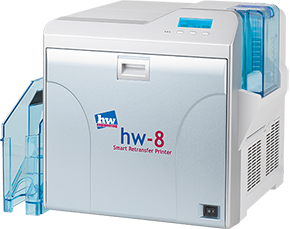 hw8 ID Card Printer